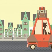 Mobile Sicherheit von Connected Cars durch Intrusion Prevention System (IPS) von Argus Cyber Security