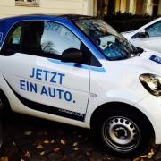 Sharing Economy als neuer Markt der Automobilindustrie. Foto: magility