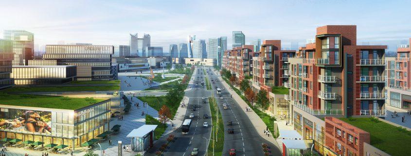 Intelligenter Verkehr und Mobilität in Smart Cities. Foto: creative Commons