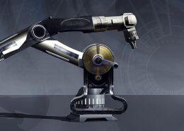 Robotik und Automatisierung steigern die Produktivität in der Industrie. Foto: CC0