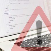 Digitale Gefahren - Ursachen und Risiken. Bild: CC0