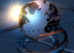 Digitale Transformation in der Industrie. Trends und Entwicklungen. Foto: CC0
