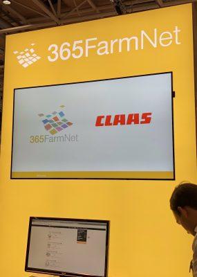 365FarmNet bei der Agritechnica