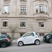 Carsharing Allianz zwischen Daimler und BMW. Foto: Daimler AG