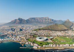 Kapstadt aus der Luft © HandMadePictures, stock.adobe.com