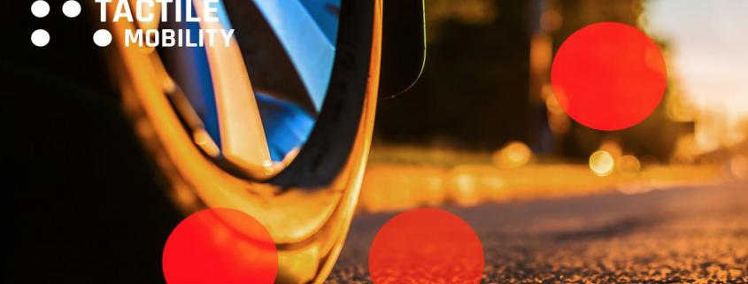 Tactile Mobility aus Israel konnte Porsche als Unterstützer gewinnen