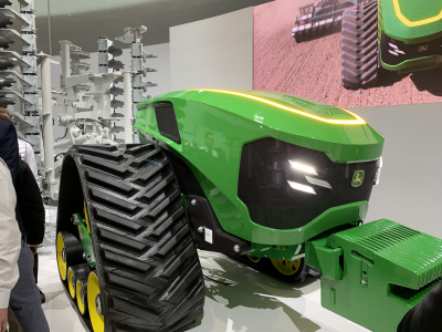Agritechnica 2019 © magility GmbH